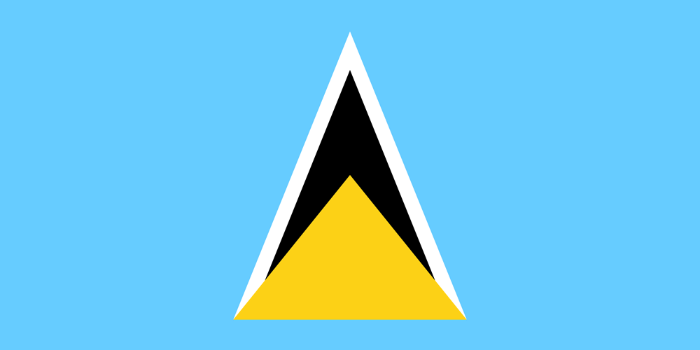 St.Lucia Flaf